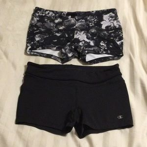 Champion powertrain shorts